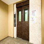 エレベーター。(周辺)
