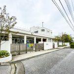 堀江中学校まで徒歩9分。(周辺)
