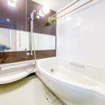 浴室は1618サイズのユニットバス。(風呂)