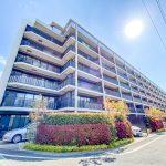 住友不動産分譲、新日本建設施工、住友不動産建物サービス管理の分譲マンションです。(外観)