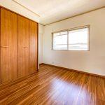 洋室2は約4.6帖のスペースがあります。(寝室)