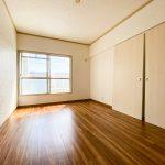 洋室3は約6.2帖のスペースがあります。(寝室)
