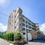 築2年のマンションへお住み替えはいかがでしょうか。(外観)