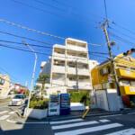 東京メトロ東西線南行徳駅徒歩8分、トップ行徳のご紹介です。(外観)