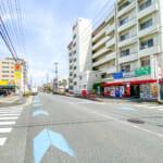 新浜通り(バス通り)沿いの分譲マンションです。(内装)