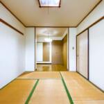 2階フリースペースがある和室。(寝室)
