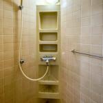 2階にあるシャワールーム。(風呂)