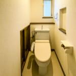 1階トイレ。(内装)
