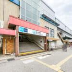 東京メトロ東西線南行徳駅徒歩9分。(周辺)