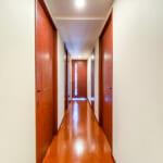 廊下。2021年6月ハウスクリーニング実施。ぜひ室内を御覧ください。(内装)