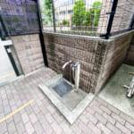 レクセルガーデン新浦安にはペット用足洗い場があります。(周辺)