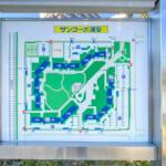 サンコーポ浦安はA棟からF棟で構成された総戸数1101戸の大規模マンションです。