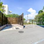 ザ・パークハウスオイコス新浦安には来客用駐車場や洗車場があります。(周辺)