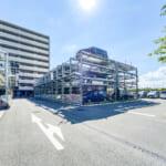 ザ・パークハウスオイコス新浦安の駐車場は機械式のため車種制限があります。(周辺)