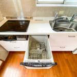 毎日の家事をサポートシてくれる設備が充実したキッチン。(キッチン)