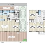 5SLDKとお部屋数が豊富なので、大家族のお住み替えにオススメです。(間取)