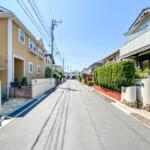 浦安市美浜3丁目は50坪区画の閑静な分譲地です。(周辺)