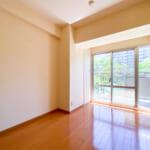 洋室2は5.1帖のスペースがあります。(寝室)